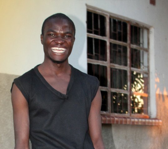 Kasuba is an inspiration to other orphans