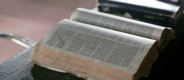 Bible Distribution Enhances Literacy